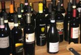 We taste many bottles before we decide what will be a Golden Vines selection
