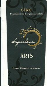 Aris Front Label