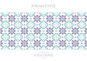 New Primitivo Front Label