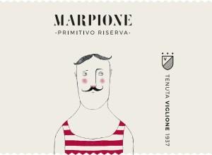 Marpione Front Label