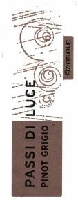 Passi di Luce front label